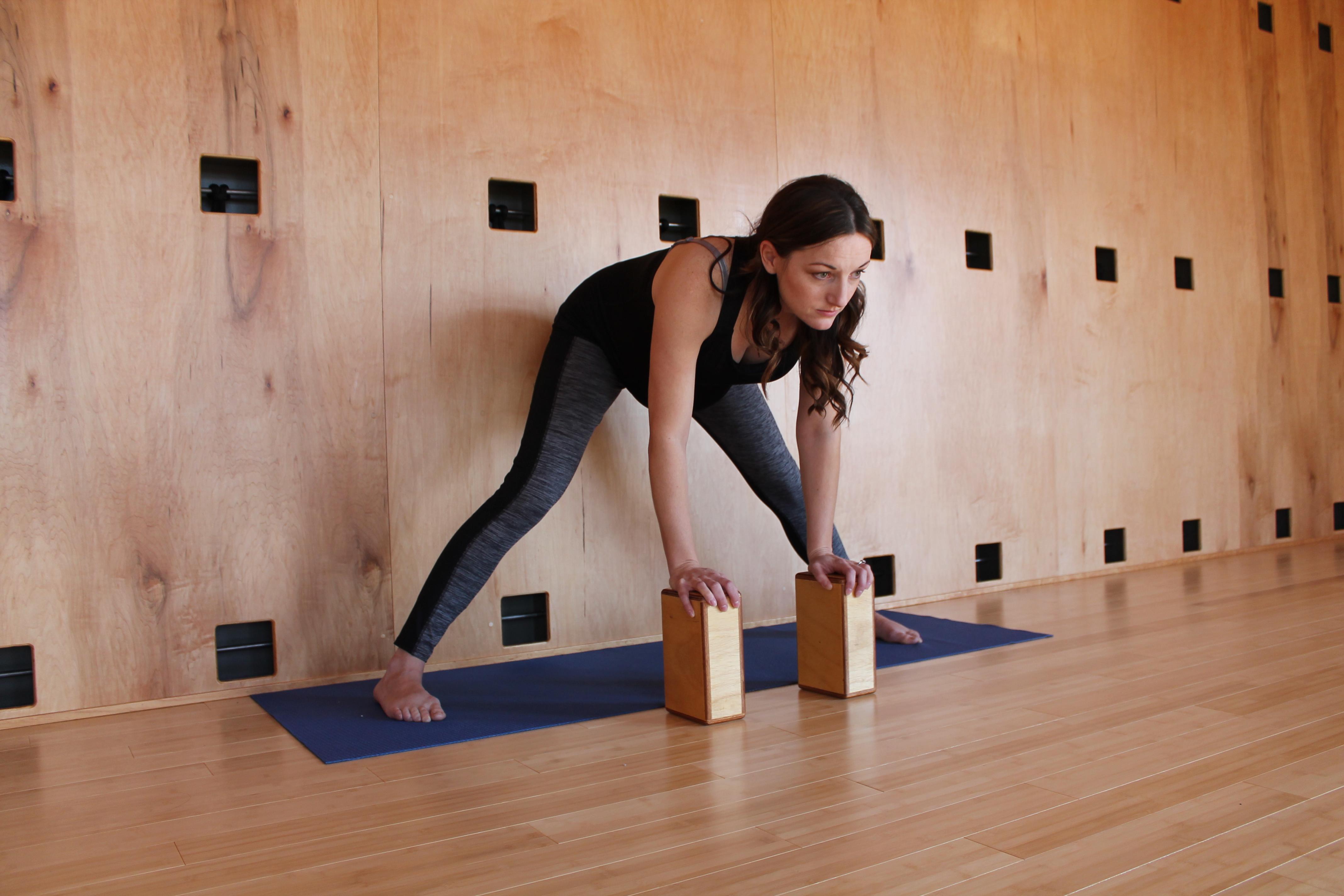 Image result for wide legged forward fold blocks